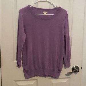 J Crew Factory Charley sweater
